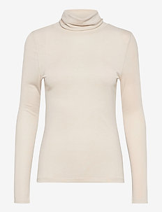Remi - t-shirts - cream