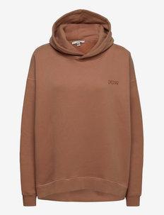 Jam hoodie - hettegensere - nougat