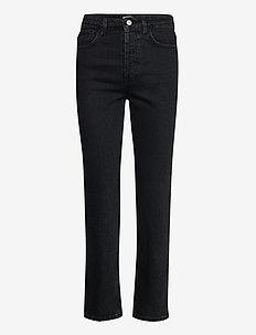 Devine - straight jeans - black