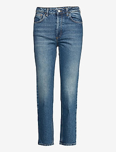 Devine - straight jeans - medium blue