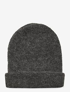 Beanie - mützen - grey melange