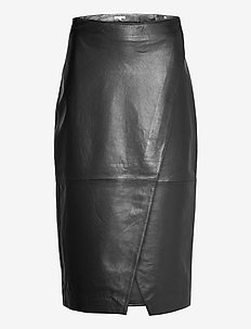 Ruth - midi nederdele - black