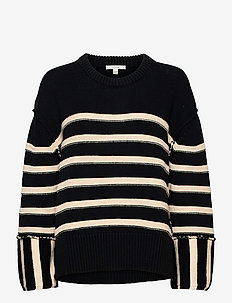 Mazzy roundneck - gensere - stripe