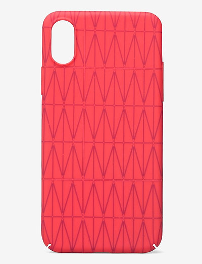 iPhone case X - mobil cover - lipstick red