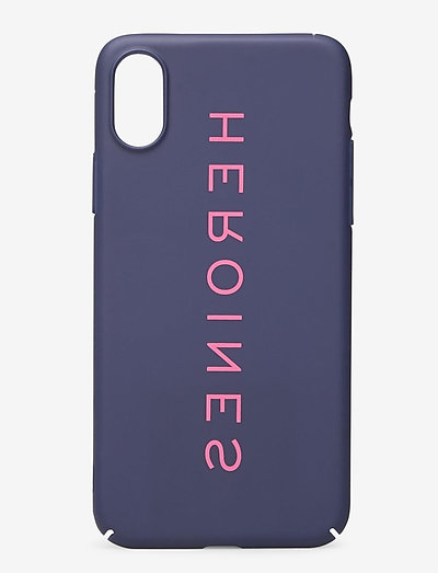 Heroines iPhone X - mobil cover - midnight blue