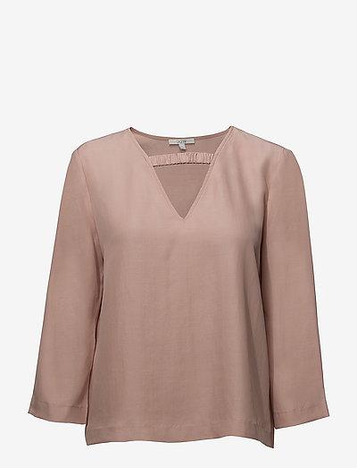 Shimako - langærmede bluser - glazed pink