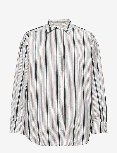 Gina - denimskjorter - multi stripe