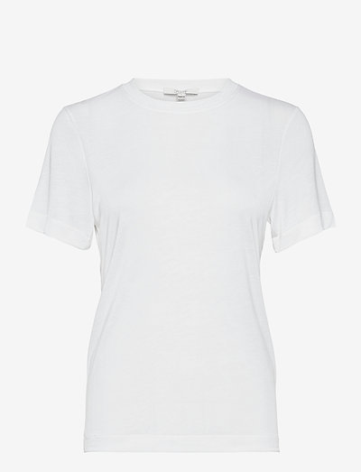 Claudia - t-shirts - white