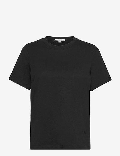 Claudia - t-shirts - black