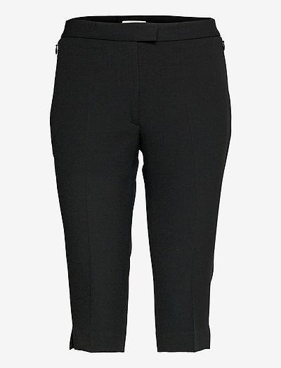 Lisa - bermudashorts - black
