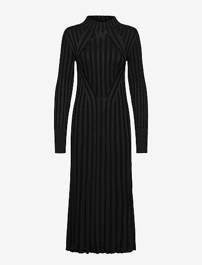 Stina - alledaagse jurken - black
