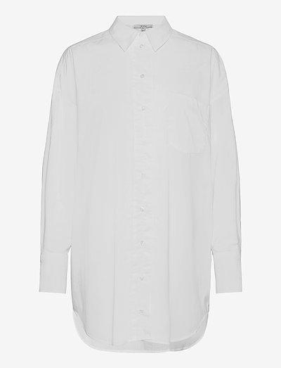 Ellionor - denimskjorter - white