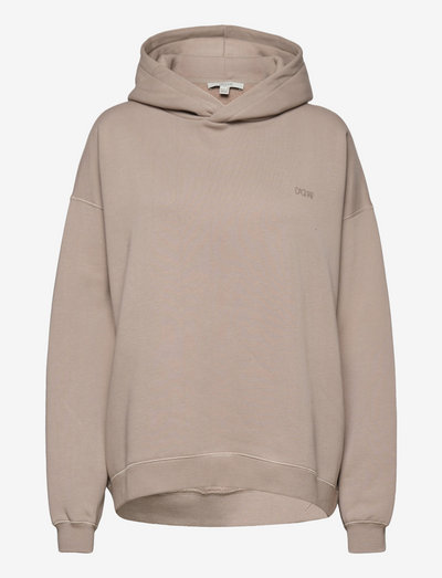 Jam hoodie - sweatshirts & hættetrøjer - mushroom