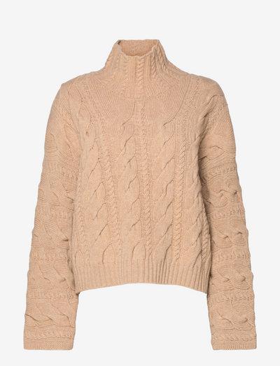 Marina - trøjer - beige