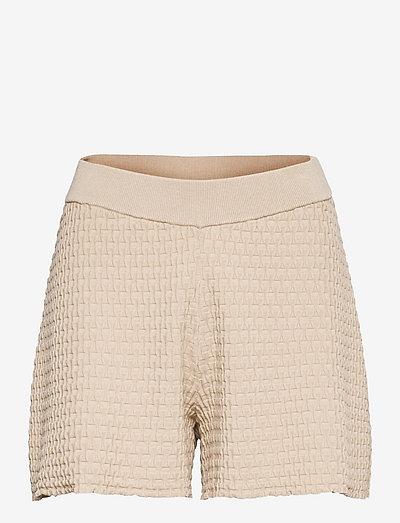 Geri - casual shorts - oat
