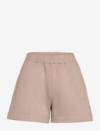 Jam shorts - casual shorts - nocciola