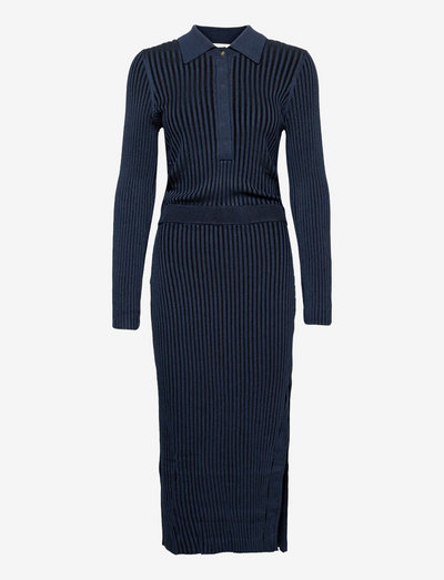 Auburn - stramme kjoler - navy