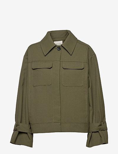Cordelia Military - utility-jacken - military green