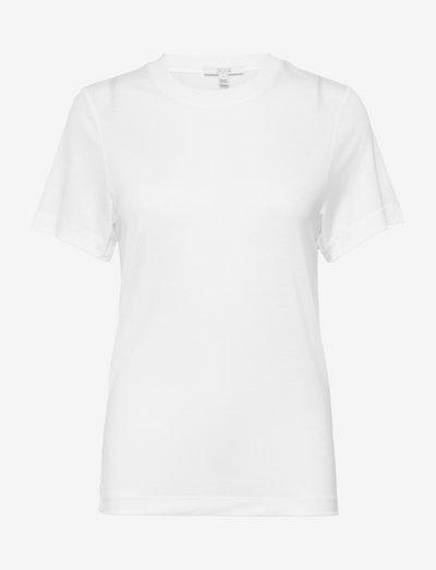 Claudia - t-shirts - white
