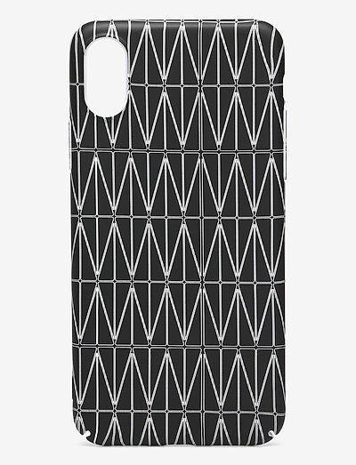 iPhone X - mobil cover - black
