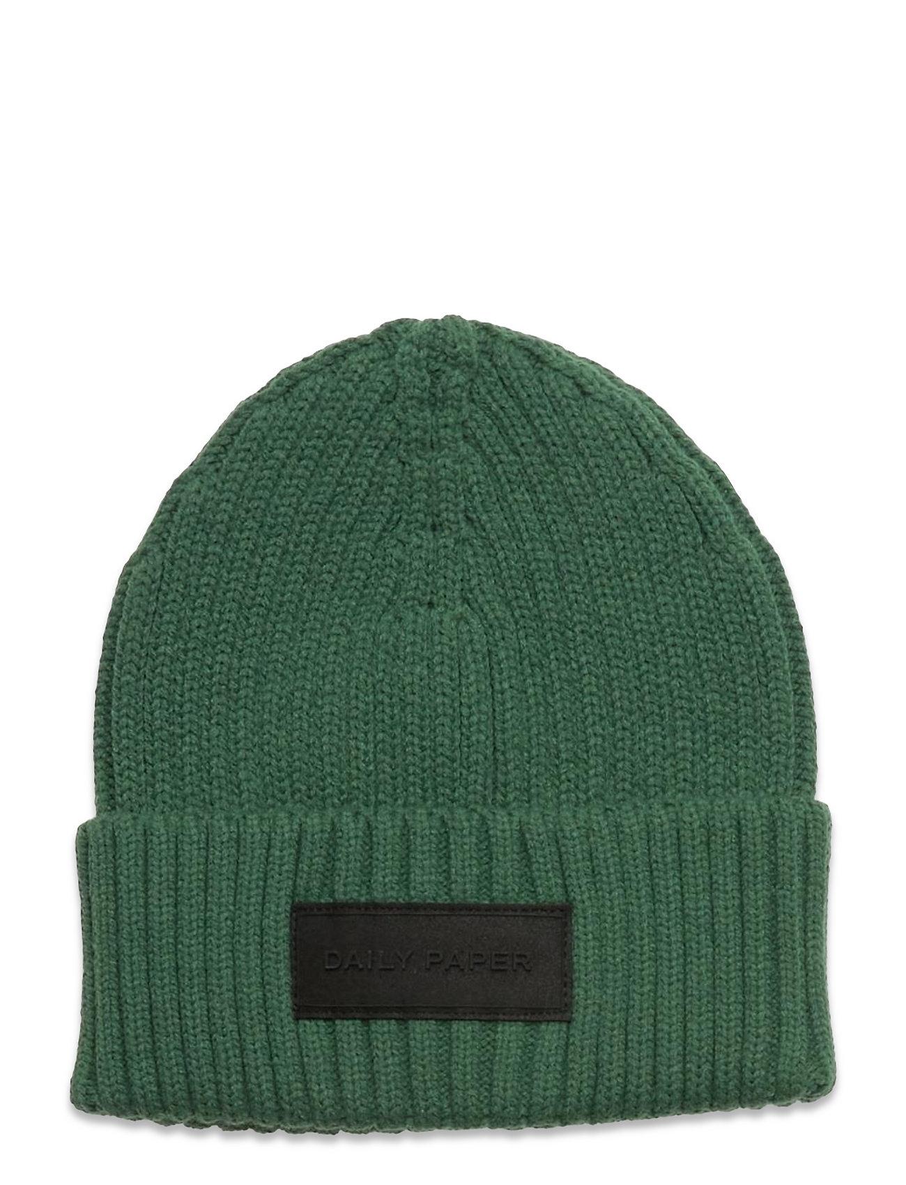 Ebeanie Accessories Headwear Beanies Grøn Daily Paper