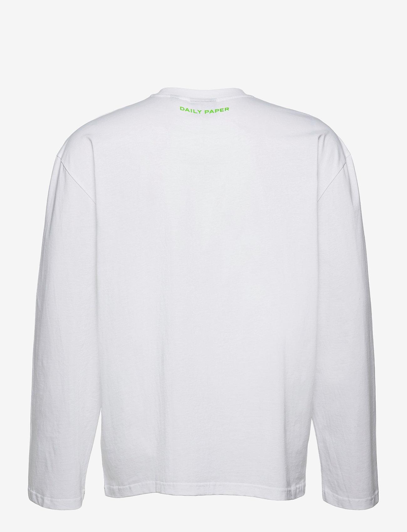 Daily Paper - Kanwhi - t-shirts à manches longues - white - 1