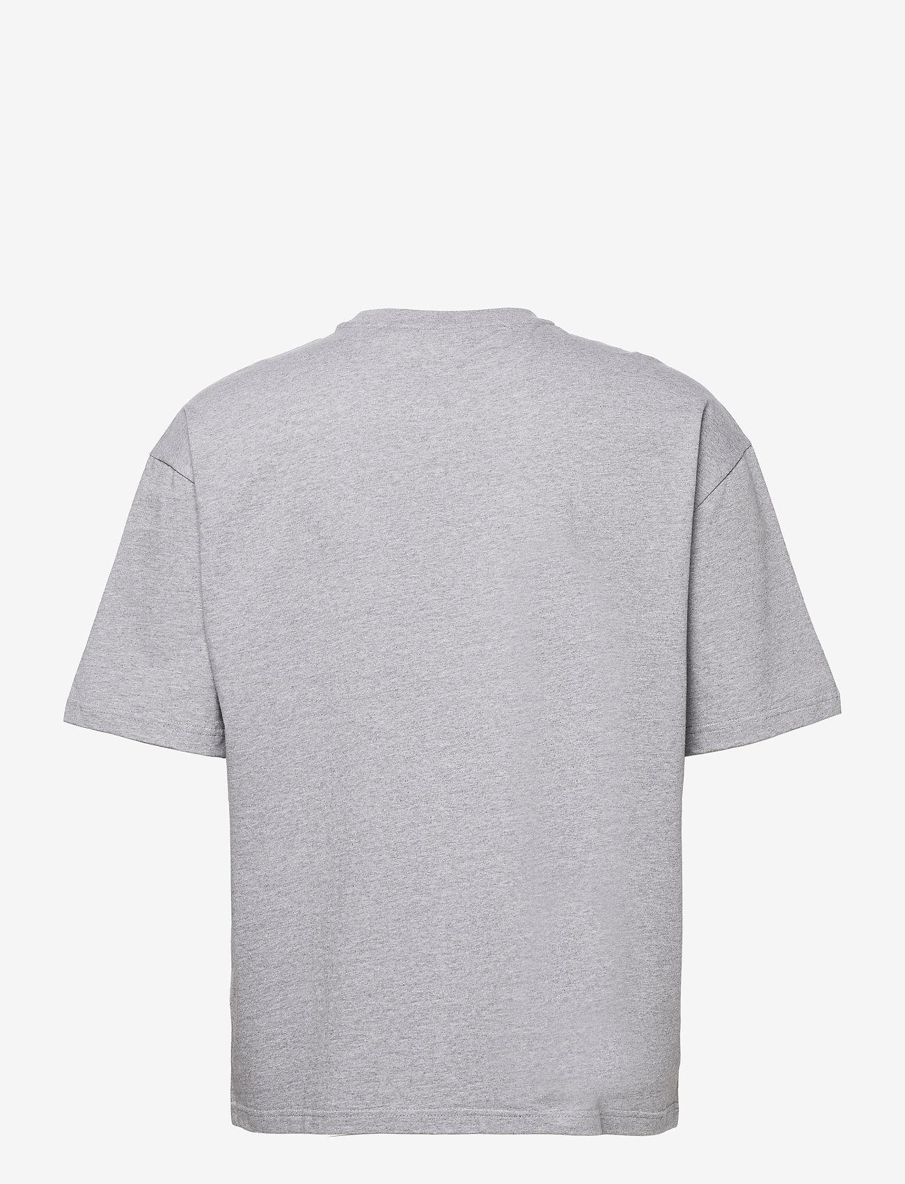 Daily Paper - Kengra - t-shirts à manches courtes - grey melange - 1