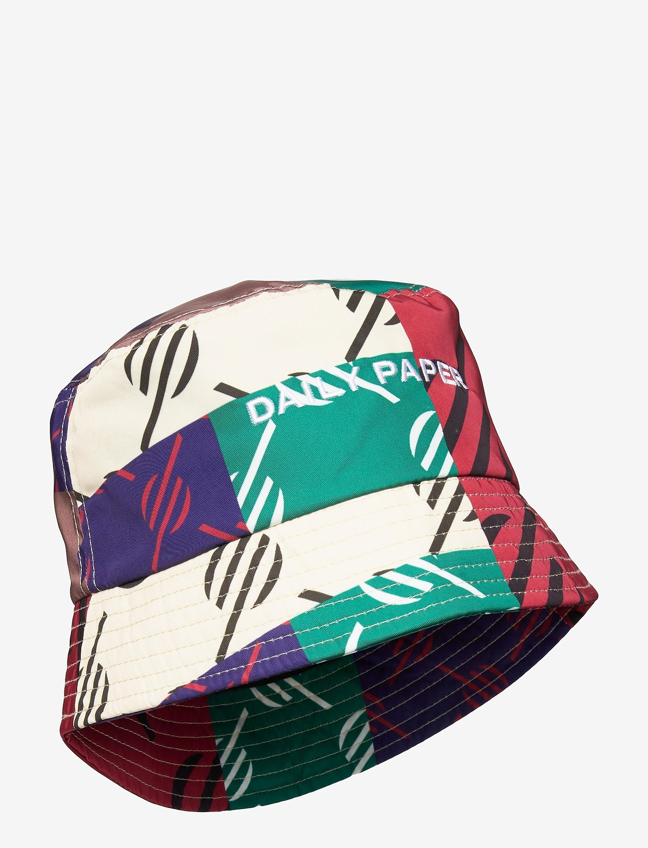 Daily Paper - repatch bucket - bonnets & casquettes - multi colored - 0