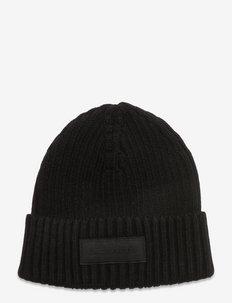 ebeanie - bonnets & casquettes - black