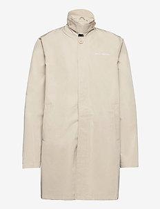 Emad - light coats - beige