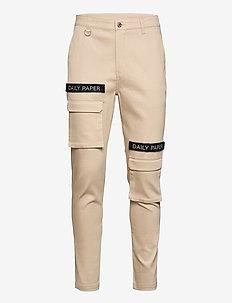Cargo Pants - cargobukser - khaki beige