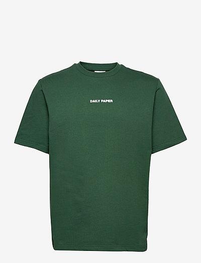refarid tee - t-shirts basiques - pineneedle green/verdent green