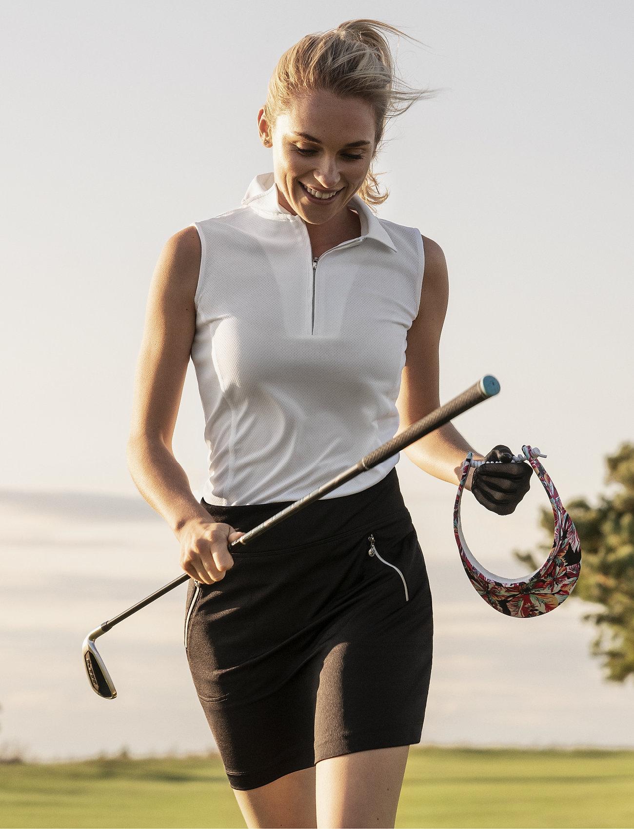 Daily Sports - MADGE SKORT 45 CM - sports skirts - black - 0