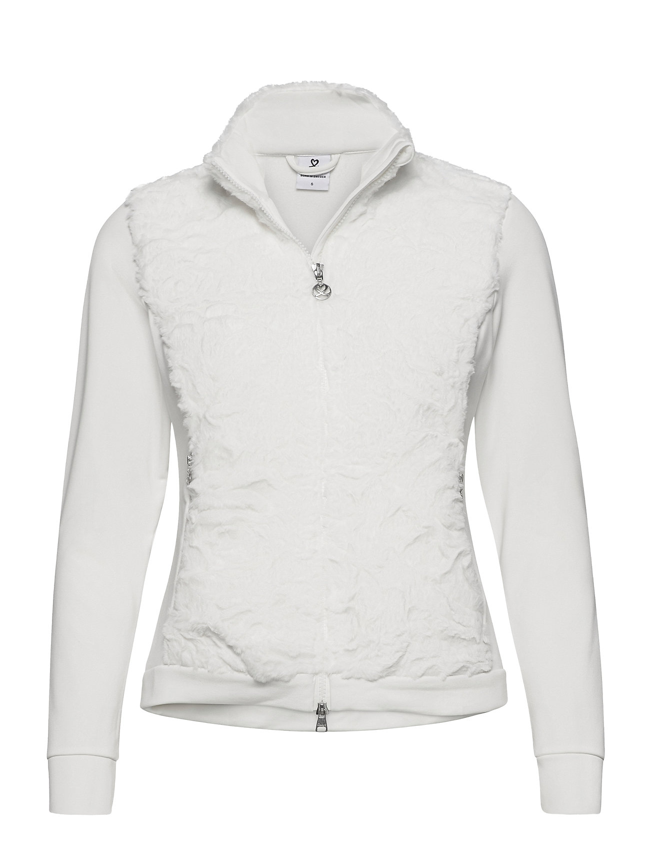 Image of Frances Jacket Outerwear Sport Jackets Hvid Daily Sports (3448365451)