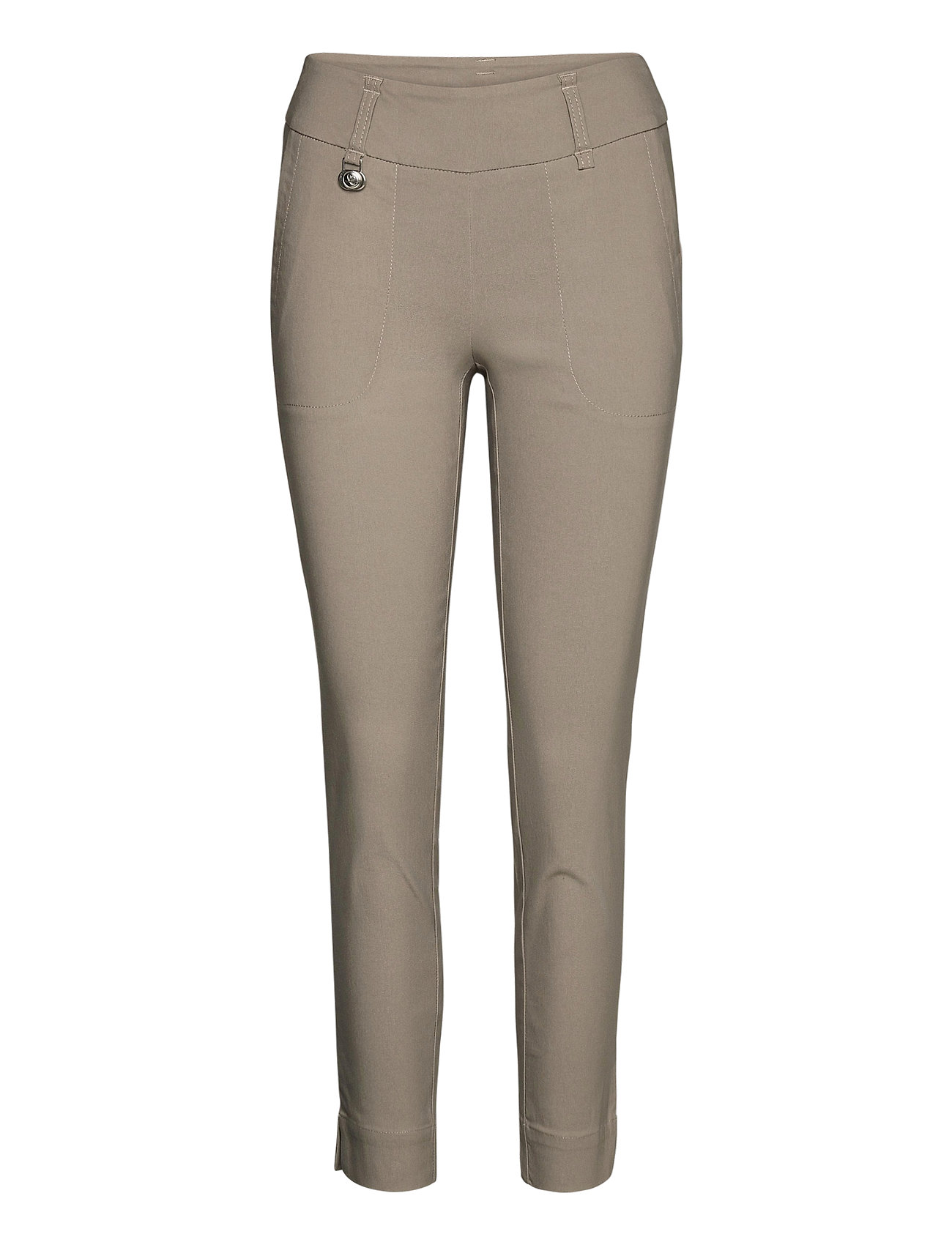 Image of Magic High Water 94 Cm Sport Pants Beige Daily Sports (3452237587)