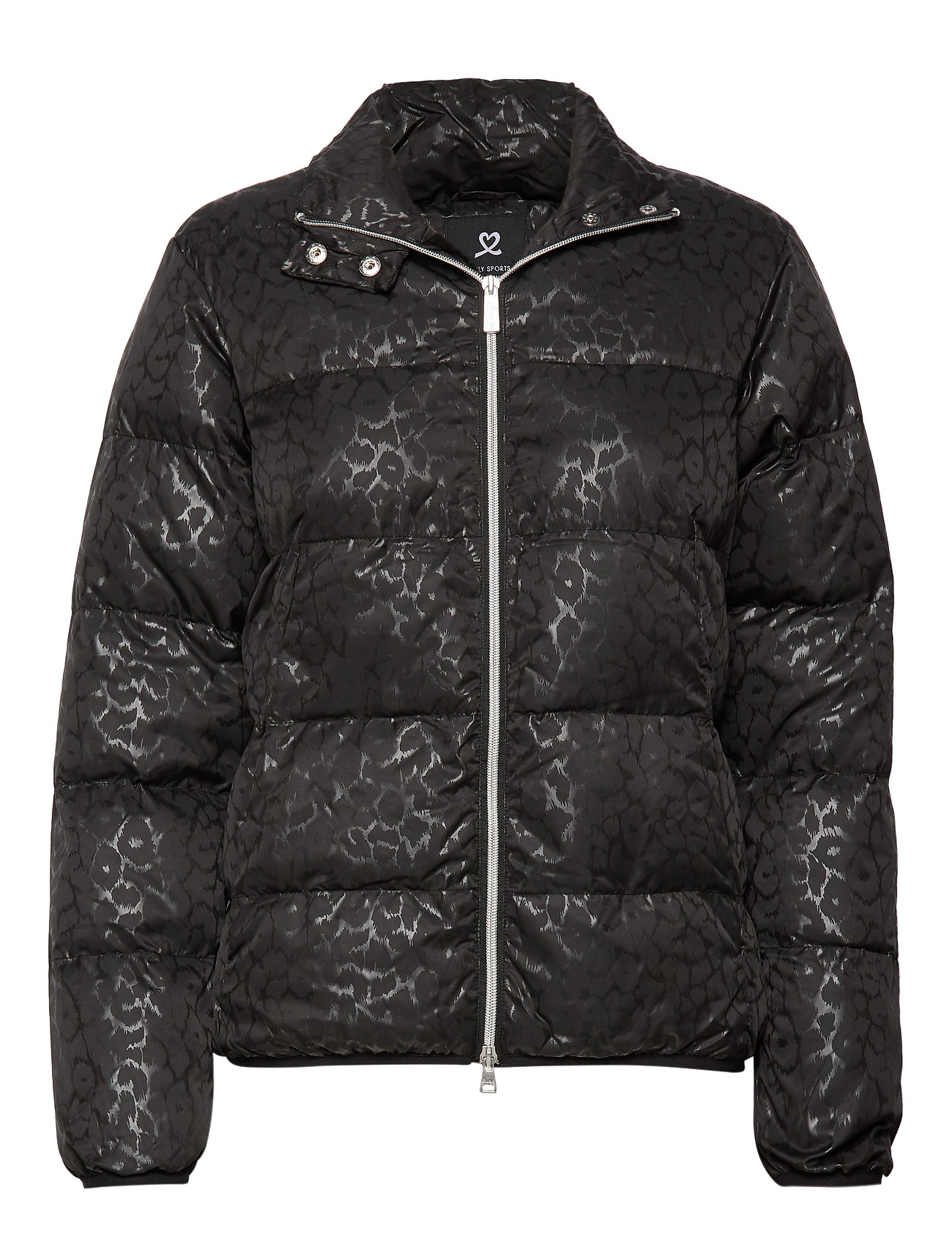 Daily Sports HEAT PADDED JACKET - BLACK