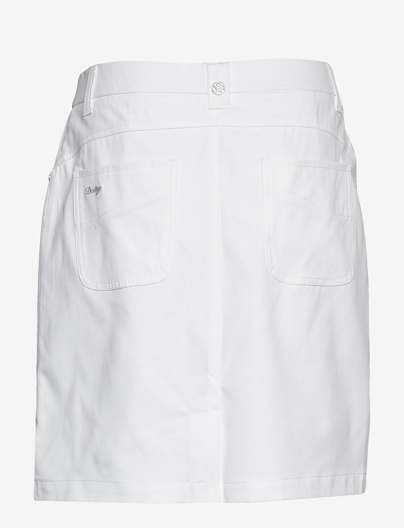 Daily Sports - LYRIC SKORT 52 CM - sports skirts - white - 1