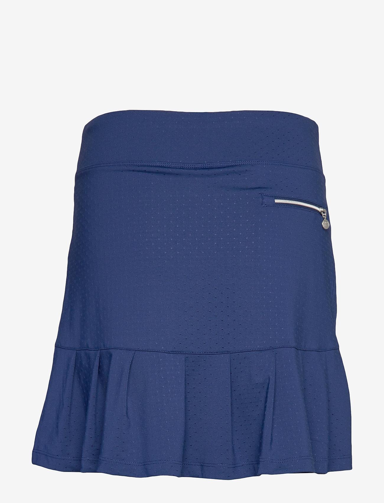 Daily Sports RITA SKORT 45 CM - Spódnice NIGHT BLUE - Kobiety Odzież.