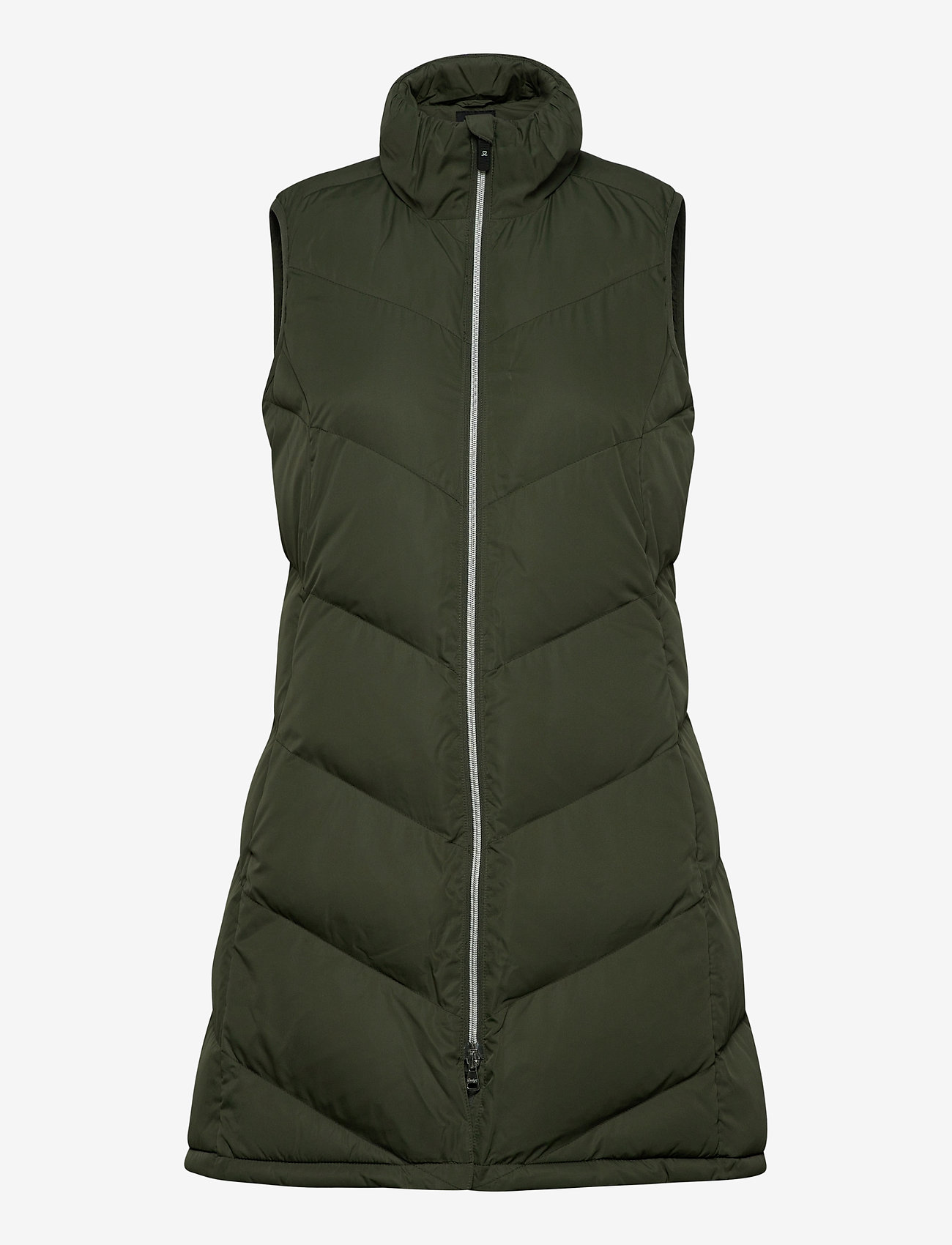 Daily Sports - ISABEL PADDED VEST - puffer vests - cypress - 1