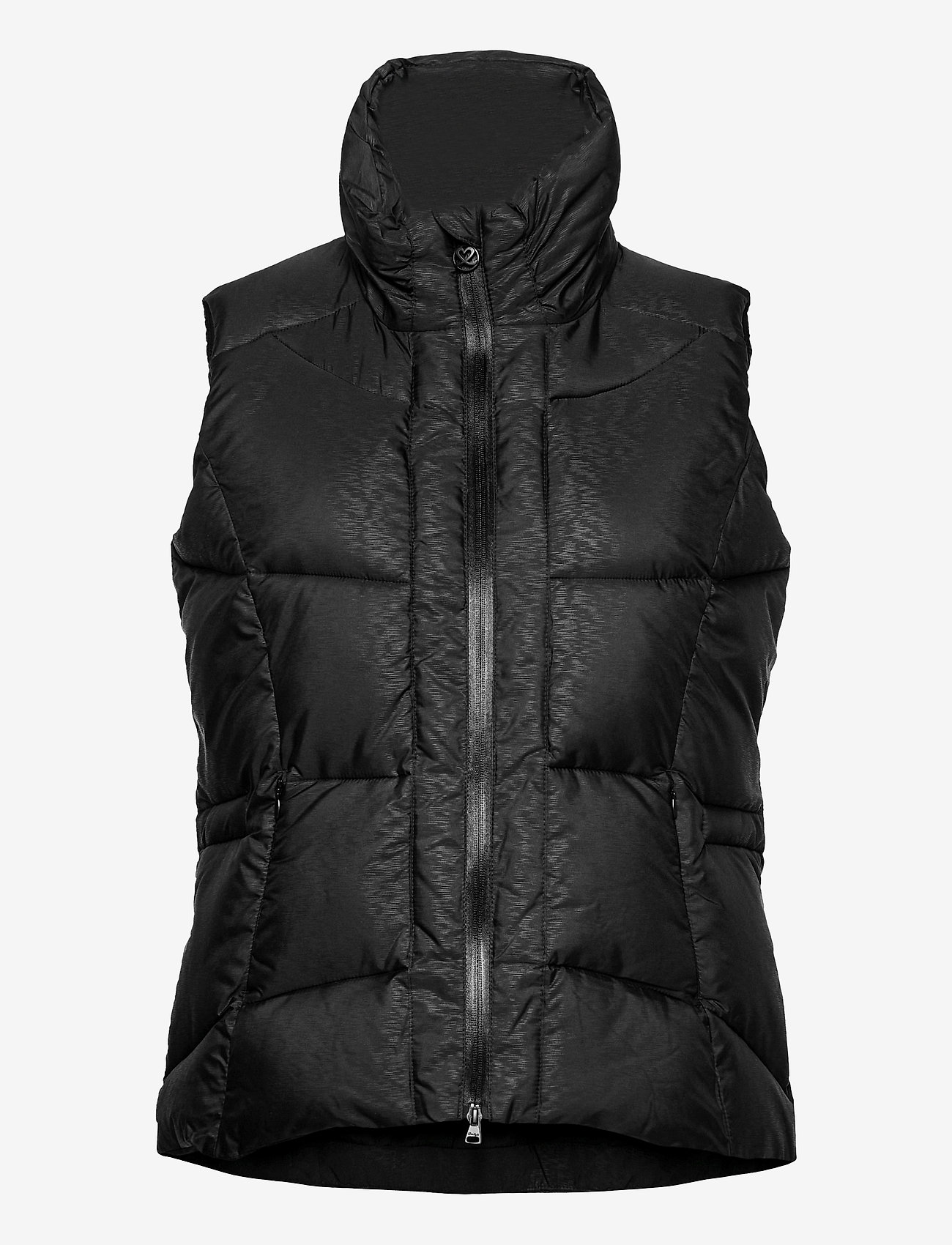 Daily Sports - QUINCY VEST - puffer vests - black - 0