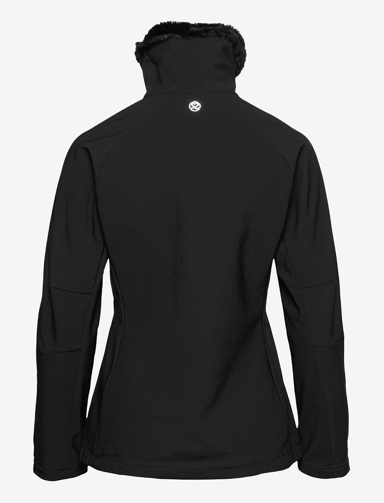 Daily Sports - ALEXIA JACKET - golf jackets - black - 1