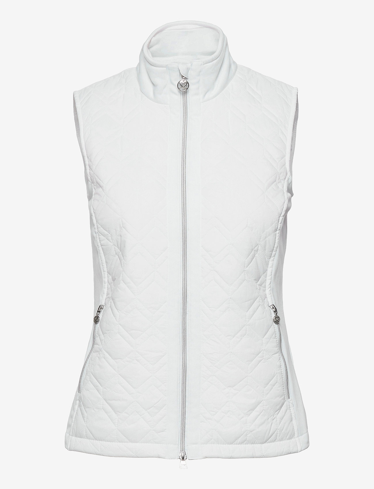 Daily Sports - EVEN VEST - puffer vests - white - 0