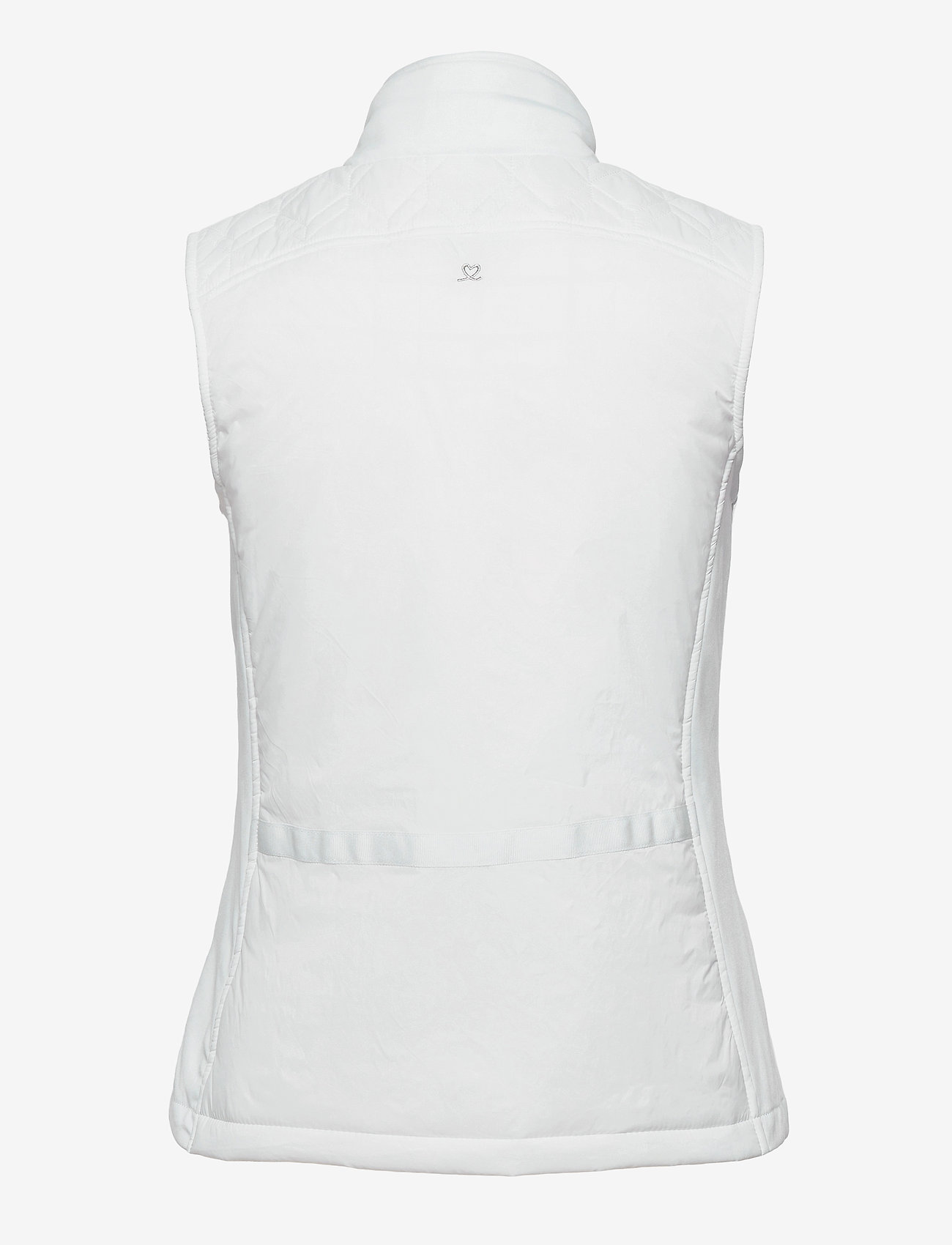 Daily Sports - EVEN VEST - puffer vests - white - 1