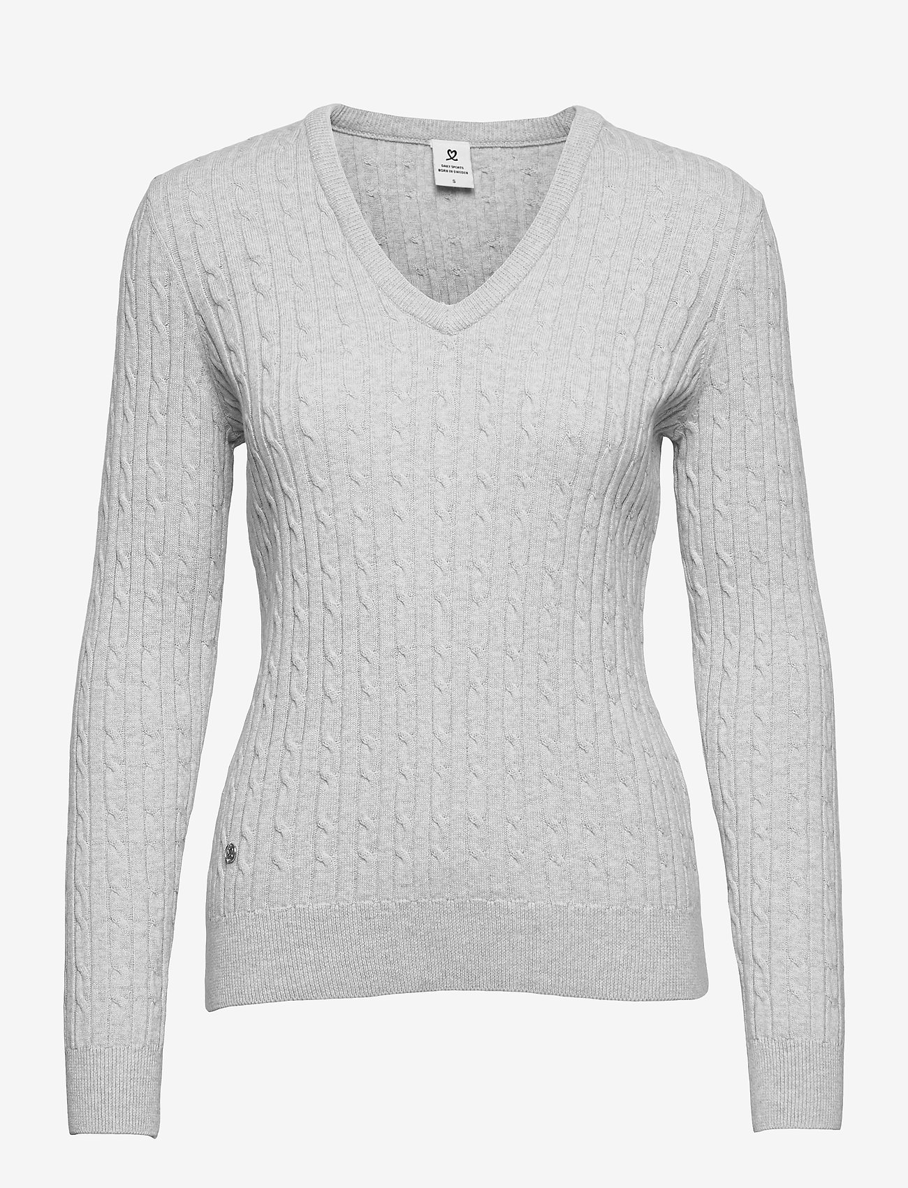 Daily Sports - MADELENE PULLOVER - trøjer - pearl - 0