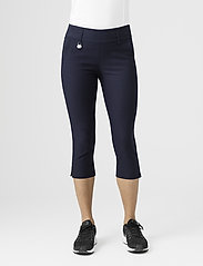 Daily Sports - MAGIC CAPRI 78 CM - golfbroeken - navy - 0