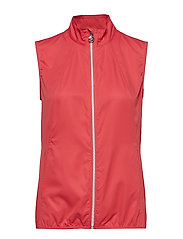 MIA WIND VEST - WATERMELON