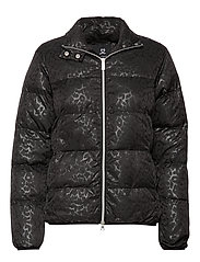 HEAT PADDED JACKET - BLACK