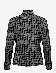 Daily Sports - BEATA HALF NECK - sweatshirts - black - 1