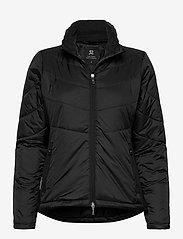 Daily Sports - JACLYN PADDED JACKET - golf jackets - black - 0