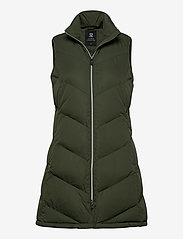 Daily Sports - ISABEL PADDED VEST - puffer vests - cypress - 0